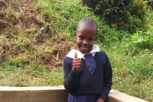 The Water Project: Shiamboko Community, Oluchinji Spring -  Emily Amwai