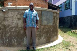 The Water Project: Eregi Mixed Primary School -  Alex Shikokoti