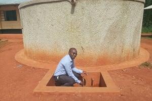 The Water Project: Evojo Secondary School -  Bramuel Amudavi