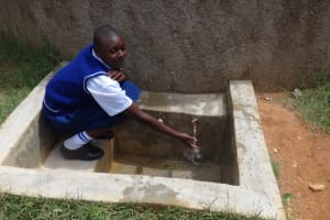 The Water Project: Matete Girls High School -  Edah Lutomia