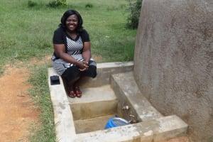 The Water Project: Matete Girls High School -  Karen Luseka
