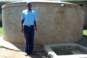 The Water Project: St. Antony Shijiko Primary School -  Phillip Sunguti