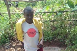 The Water Project: Ebuhando Community, Christopher Omasaba Spring -  Lai Baraka