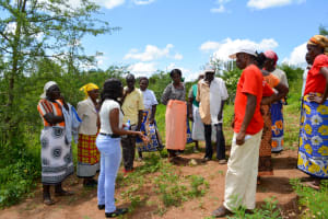 The Water Project: Karuli Community D -  The Walk Around The Community