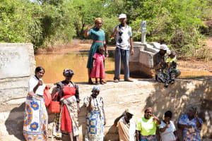 The Water Project: Karuli Community E -  Hand Dug Well