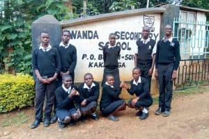 The Water Project: Lwanda Secondary School -  School Entrance