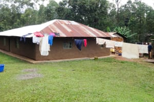 The Water Project: Ilala Community, Arnold Johnny Spring -  A Typical Household
