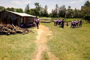 The Water Project: Namanja Secondary School -  Students