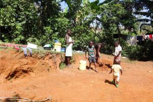 The Water Project: Emulakha Community, Nalianya Spring -  Household