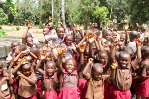 The Water Project: Tulun Community, Hope Assembly of God School and Church -  Breaking Ground