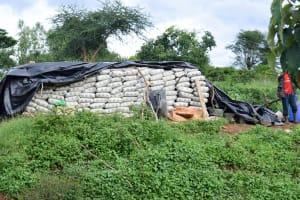 The Water Project: Uthunga Community -  Sand Dam Materials