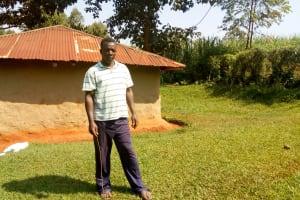 The Water Project: Sichinji Community, Makhatse Spring -  Vincent Luvembe