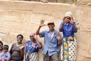The Water Project: Uthunga Community -  Finished Sand Dam