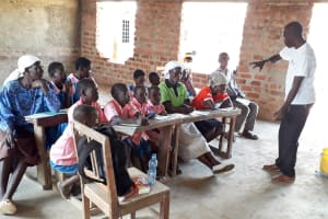 The Water Project: Kapsotik Primary School -  Training