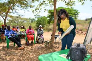 The Water Project: Uthunga Community A -  Training