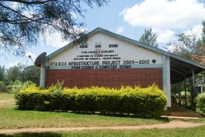 The Water Project: Lwanda Secondary School -  Classroom Block