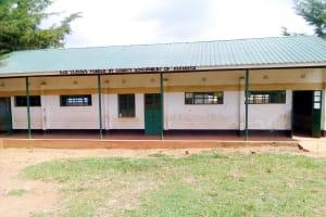 The Water Project: Majengo Primary School -  Classroom Blocks