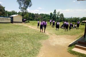 The Water Project: Namanja Secondary School -  School Grounds