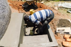 The Water Project: Mukunyuku RC Primary School -  Catchment Area Work