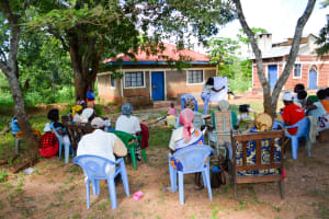 The Water Project: Karuli Community D -  Training