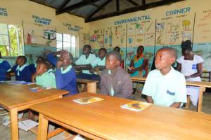 The Water Project: Mukunyuku RC Primary School -  Training
