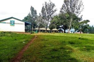 The Water Project: Bojonge Primary School -  School Grounds