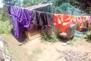 The Water Project: Mwichina Community, Matanyi Spring -  Household