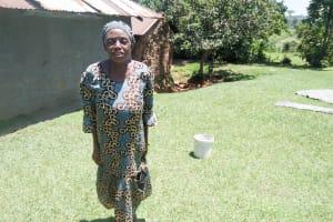 The Water Project: Mukoko Community, Mukoko Spring -  Fatuma Shabani