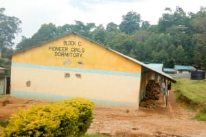 The Water Project: Kaimosi Demonstration Secondary School -  Boarding Section