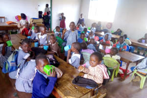 The Water Project: Lumakanda Township Primary School -  Students In Class