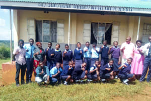 The Water Project: Sipande Secondary School -  Training