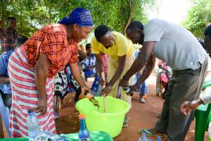 The Water Project: Syatu Community A -  Making Soap