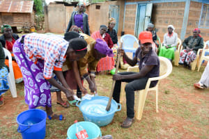 The Water Project: Kala Community A -  Training
