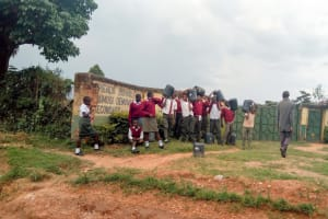 The Water Project: Kaimosi Demonstration Secondary School -  Students