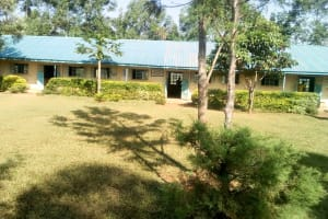 The Water Project: Ebubere Mixed Secondary School -  Classrooms