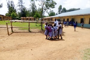 The Water Project: Lumakanda Township Primary School -  Students On School Grounds