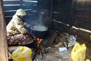 The Water Project: Irobo Primary School -  In The Kitchen