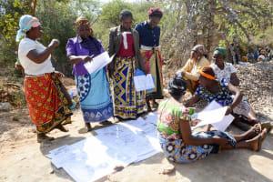 The Water Project: Ikuusya Community -  Training