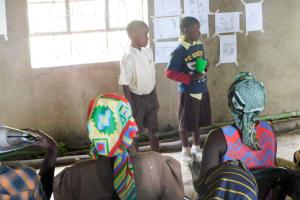 The Water Project: Bukhanga Community, Indangasi Spring -  Presentation