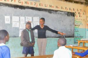 The Water Project: Mukunyuku RC Primary School -  Dental Hygiene