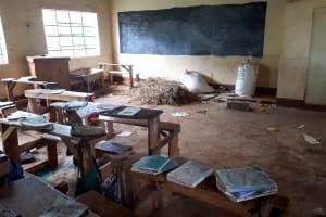 The Water Project: Bojonge Primary School -  Classroom