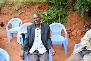 The Water Project: Masola Community A -  Nduva Wambua