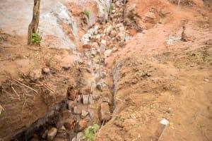 The Water Project: Syatu Community -  Trenching