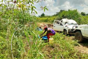 The Water Project: Nyakarongo Center Community -  Testing