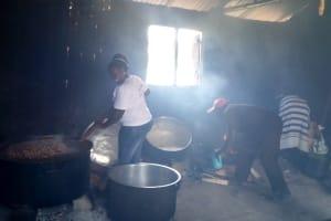 The Water Project: Namanja Secondary School -  School Kitchen