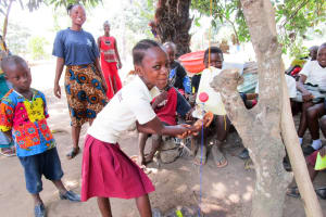 The Water Project: Tulun Community, Hope Assembly of God School and Church -  Handwashing Training