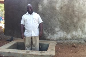The Water Project: Lukala Primary School -  Health Teacher John Olwanda
