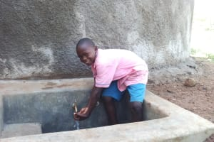 The Water Project: Lukala Primary School -  Smiles For Reliable Water