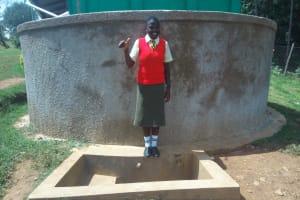 The Water Project: Malinya Girls Secondary School -  Fidelia Ajwang