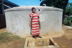The Water Project: Irenji Primary School -  Rodah Muhati
